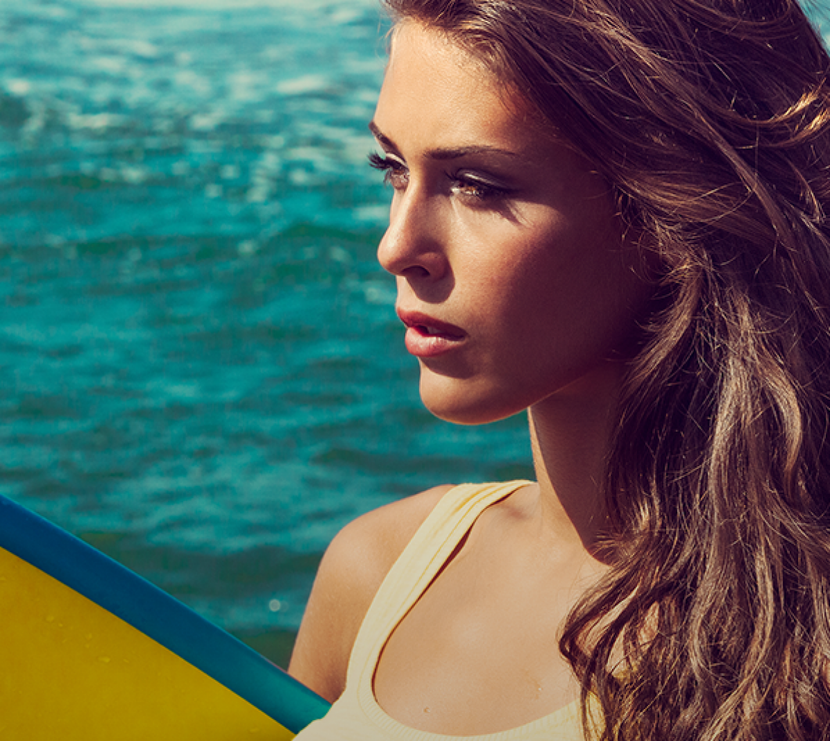 Letnie beach waves – BaBylis-totallook.pl