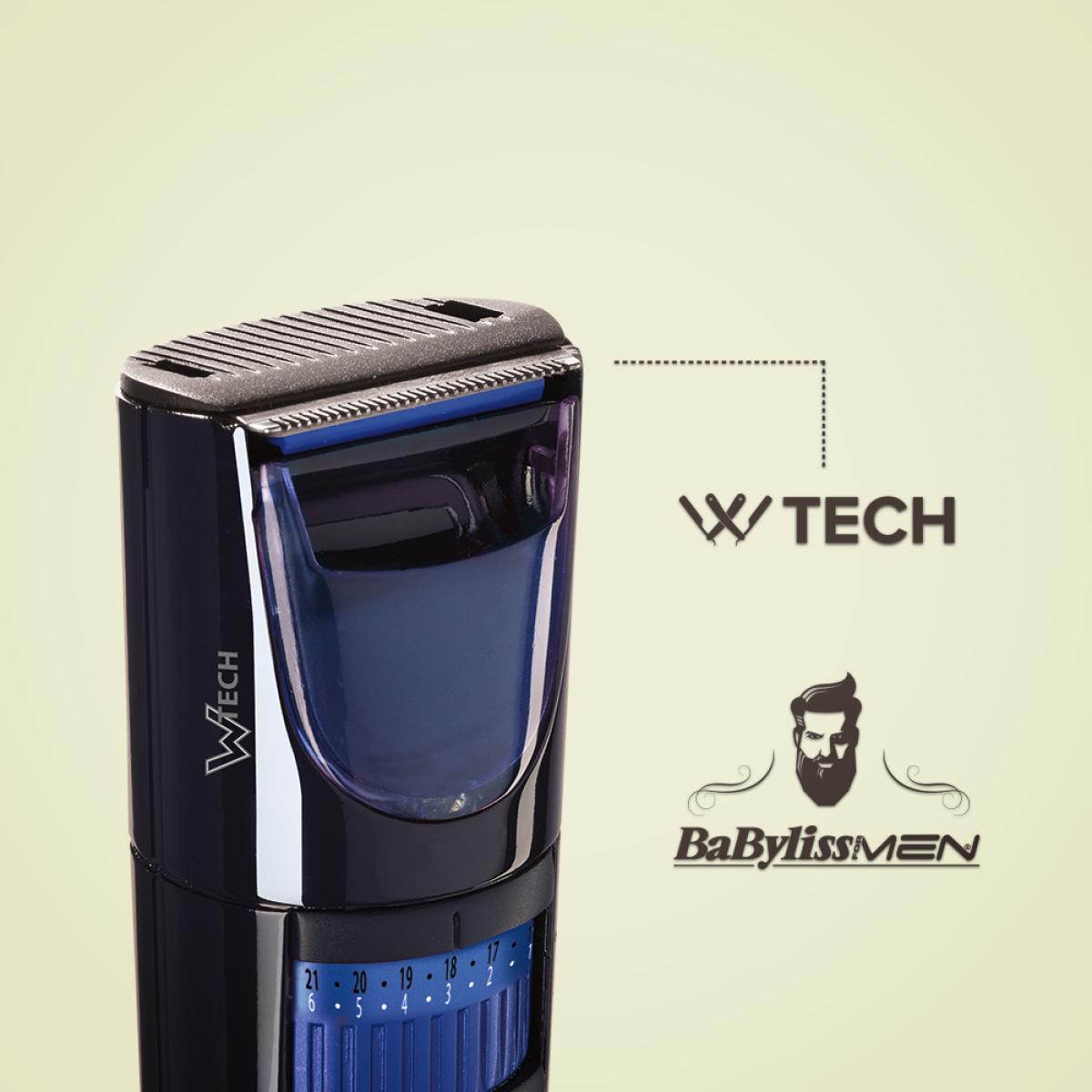 Innowacyjne ostrze W-tech – BaBylis-totallook.pl
