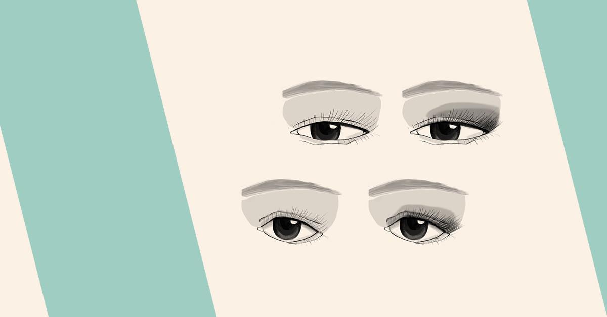 Oczy z opadającą dolną powieką a oczy kocie – BaBylis-totallook.pl